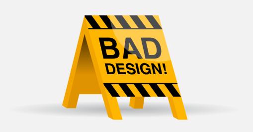 Các trang web tại Việt Nam đều có thiết kế rất xấu.