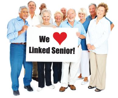 Chúng tôi yêu Linked Senior!